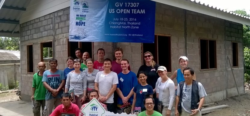 Habitat For Humanity International Build